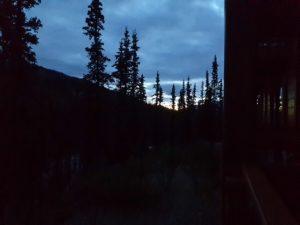 Nachts um 2:30 Uhr in Alaska! Dämmerungsstimmung!