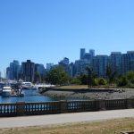 Der Yachthafen von Vancouver